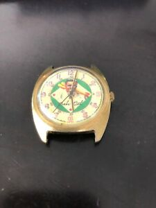 1948 Exacta Babe Ruth Working Watch / Hall Of Fame