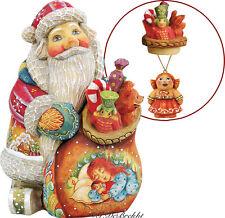 G DeBrekht Christmas Night Santa Surprise Box Limited Edition 5179012