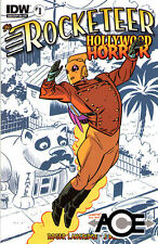 ROCKETEER Hollywood Horror #1 Subscription VARIANT COVER