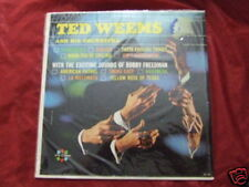 Ted Weems and His Orchesta with Bobby Freedman LP