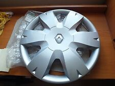 "New Genuine Renault Megane 2 16"" Caraibes wheel trim  8200447463  B111"