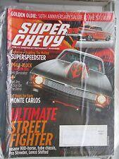 1970 NOVA 1969 CAMARO SS 1957 CHEVROLET 1971 CHEVELLE 57 SUPER CHEVY MAGAZINE