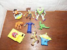 Toy Story Chunk Lotso Alien Zurg Bullseye Rex bundle joblot figure toy playset