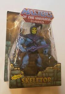 Masters of the Universe Classics  Skeletor Figure He-Man MOTU Mattel