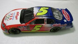 Action Terry Labonte #5 US Olympics 2004 Chevrolet 1:24 Scale Diecast dc2735