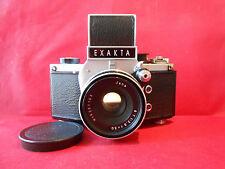 Exakta VX 500 Kamera Dresden Objektiv Jena T 2.8/50mm