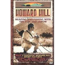 Hunting and Fishing with the Bow and Arrow.  DVD with Howard Hill