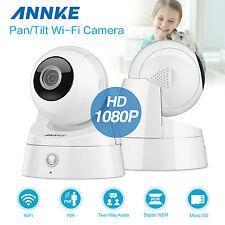ANNKE 2pcs 1080P Wireless Indoor WIFI Network Security IP Camera PIR Sensor ROI
