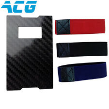 Carbon Fiber Money Clip Business Credit Card Holder Cash Wallet Bottle Opener