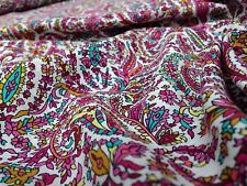 John Lewis cotton 100/% dress fabric per metre /'Boardroom C/',