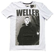 Amplified PAUL WELLER THE JAM guitarra rock star MODFATHER VIP Camiseta M 48/50