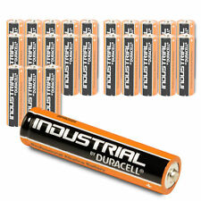 24 x DURACELL AAA Micro Alkaline LR03 Batterie MN2400 1,5V Industrial 24 Stk