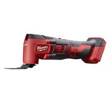 Milwaukee Cordless Multi Tool M18 18 Volt 2626-20 3ah Battery & Carry Case