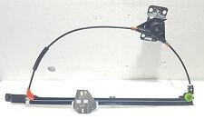 VW T4 1990-Transportador de Regulador de Ventana de Puerta Frontal 2004 izquierda 701837501B