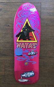 Santa Cruz Natas Kitten Reissue Skateboard