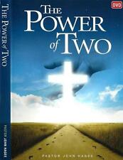 The Power of Two in Agreement & Covenant - 2 Dvd -John Hagee - July / Aug Sale !