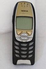 Original DISCONTINUED MOBILE PHONE NOKIA 6210i Gold Colour 926484/1