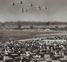 RAF 16th Royal Air Force Display Air Show Hendon 1935 Photo Article 8711