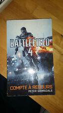 Battlefield, tome 4 : Compte à rebours - Peter Grimsdale - Milady
