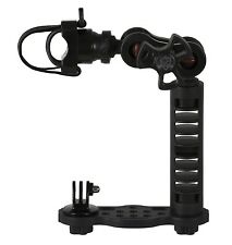 Underwater Tray Handle Ball 25 mm Clamp and Universal Lights Mount GoPro  GOTR08