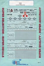 SuperScale Decals 1:48 F-16 N U.S.NAVVY VF-43, VF-45 #48-480