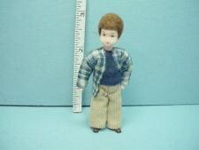 "Miniature Adult Male /""Gustav/"" #24815 Handcrafted Dollhouse Doll  Erna Meyer"