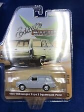 1:64 1965 volkswagen type 3 squareback panel GREENLIGHT 29910-C