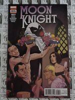 Moon Knight (2017) Marvel - #197, Malevolent Madmen, Bemis/Burrows, NM