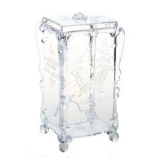 Caja Organizador Transparente Almacenamiento Maquillaje Cosmetico Acrilico R1T7