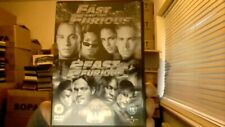 The Fast and The Furious / 2 Fast 2 Furious (DVD, 2010, 2-Disc Set)