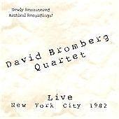 David Bromberg - Live in New York City 1982 (Live Recording, 2008)