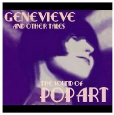 """The Sound Of Pop Art – Genevieve And Other Tales 7"""" Vinyl New Mod 1960'S Psyche"""
