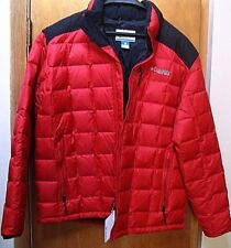 """Columbia Mens """"DOWN"""" Winter Jacket-XL---CLOSEOUT SALE"""