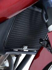 Honda NT700V Deauville 2010 R&G Racing Radiator Guard RAD0157BK Black
