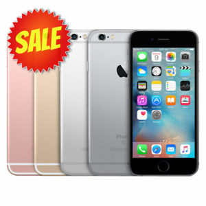 Apple iPhone 6S Plus (Good Condition) Factory Unlocked, AT&T, Verizon, T-Mobile