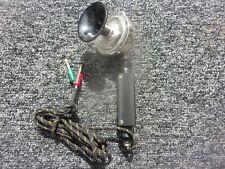 ecouteur a cornet ericsson colombes combiné de téléphone NEUF D EPOQUE + cordon