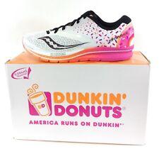 Mens Saucony Kinvara 9 Dunkin' Donuts S20418-18 Boston Marathon Sneakers Shoes