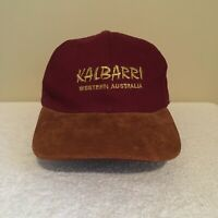 Kalbarri Australia Travel Vintage 90's Adult Mens Baseball Hat Cap