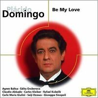 , Placido Domingo - Be My Love, Very Good, Audio CD