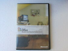 Microsoft Office 2003 Student and Teacher Edition with Product Key - Windows