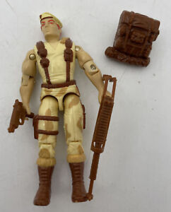 GI Joe Weapon DUSTY Backpack 1991 Original Figure Accessory