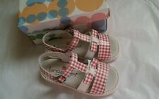 Andanines Girls Sandals Leather Made in Spain size  US 8 Toddler