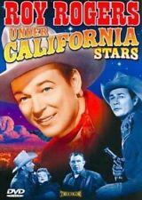 "ROY ROGERS ""UNDER CALIFORNIA STARS"" DVD **BRAND NEW STILL SEALED**"