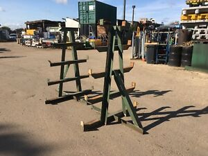 CANTILEVER RACK, DOUBLE SIDED 5 ARM STOCK RACK (5405)