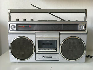 PANASONIC RX-5012LS / NEW BELTS / VERY GOOD SOUND