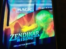Zendikar Rising Collector Booster Box MAGIC MTG SEALED Pre-Order