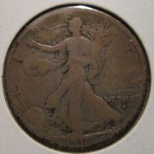 1916-S WALKING LIBERTY HALF DOLLAR RARE KEY DATE US SILVER COIN