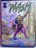 Plasm Defiant Comic 150 Card Set Complete Premier Edition