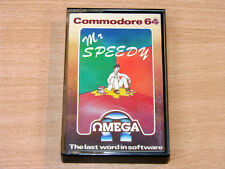 Commodore 64 / C64-M. Speedy par Omega