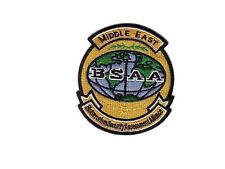 Resident Evil ecusson organisation BSAA Middle East resident evil patch